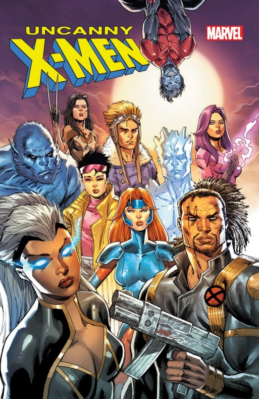 Uncanny X-Men Rob Liefeld