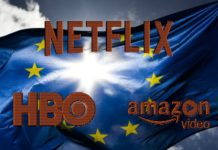 Unión Europea - Netflix - Amazon - HBO