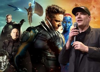 Kevin Feige X-Men