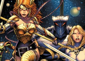 Marvel 'Asgardians of the Galaxy' #1