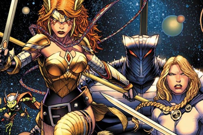 Marvel 'Asgardians of the Galaxy' #1