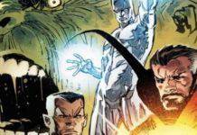Marvel 'The Best Defense' Los Defensores