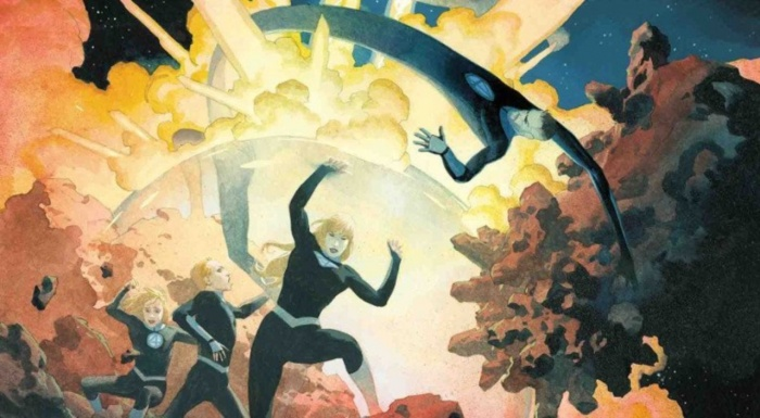 'Fantastic Four' #2