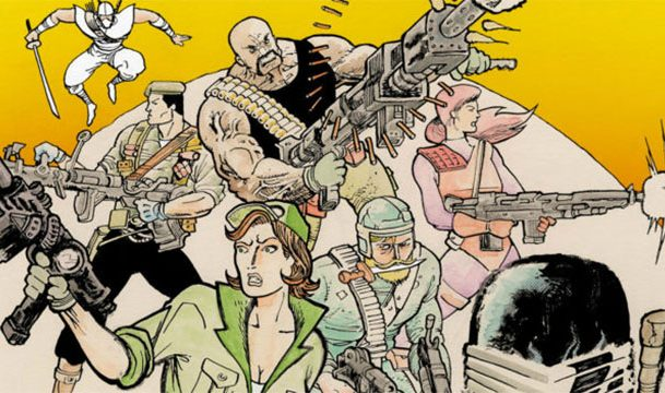 IDW Publishing G.I. Joe