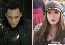 Disney Loki Bruja Escarlata