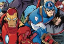 IDW 'Marvel Action: Avengers'