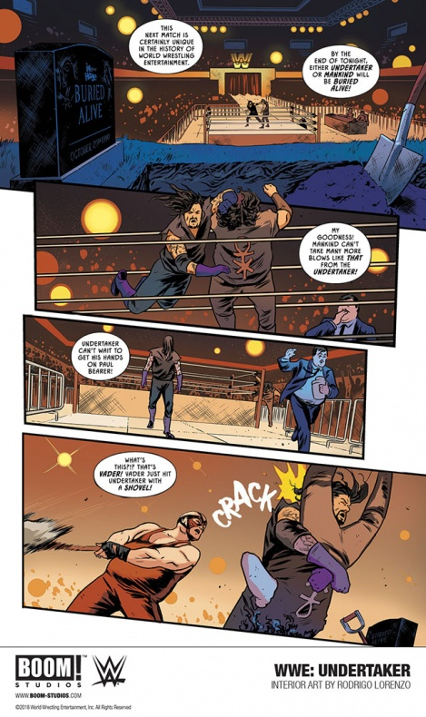 'Undertaker: Rise of the Deadman' Page 2