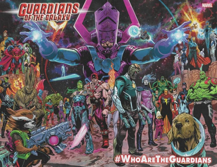 Guardianes Galaxia