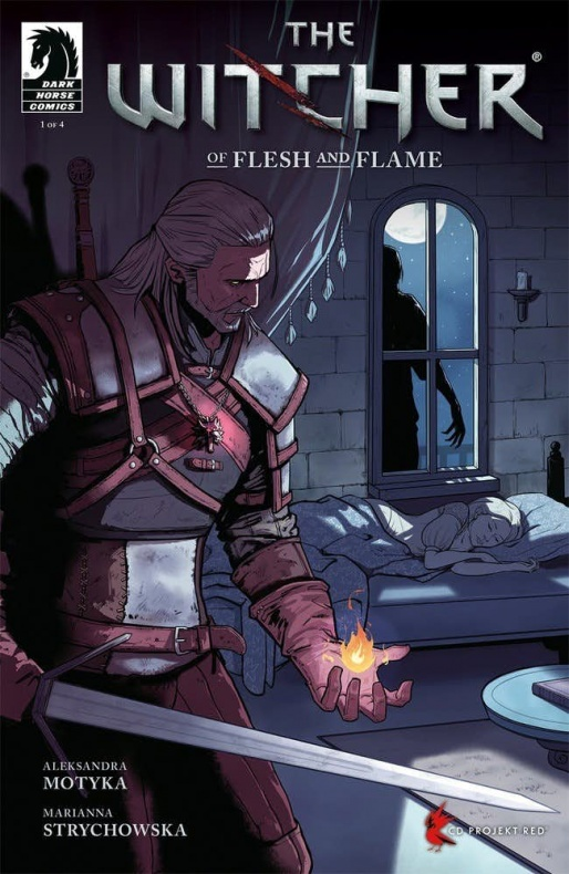 Dark Horse 'The Witcher: Of flesh and flame'