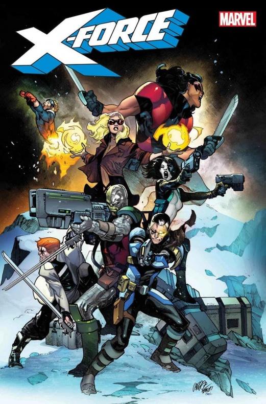 'X-Force' #1