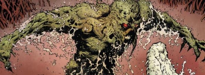 Swamp Thing Halloween destacada