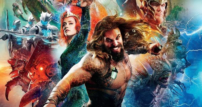 Aquaman - póster destacada