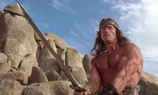 Conan The Barbarian still