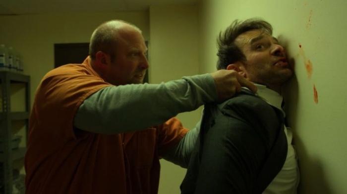 Daredevil - temporada 3 - plano secuencia
