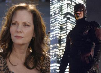 Lesley Ann 'Daredevil'