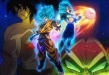 Selecta Vision 'Dragon Ball Super: Broly'