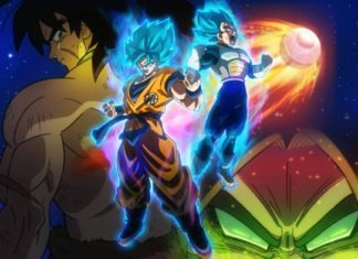 Selecta Vision 'Dragon Ball Super: Broly'
