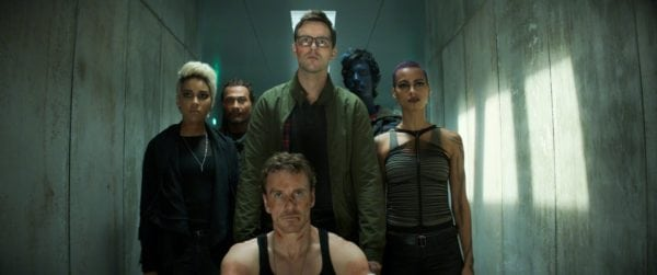 Fénix Oscura - tráiler 1 - Magneto y los mutantes