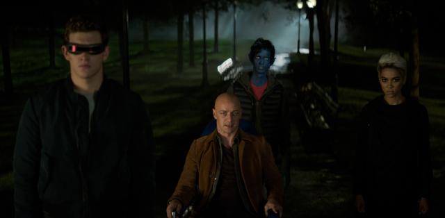 Fénix Oscura - tráiler 1 - los X-Men