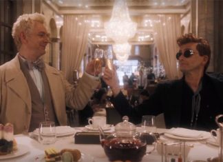 Good Omens - Buenos presagios - Amazon