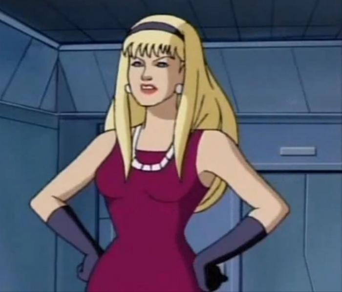 Gwen Stacy Serie Animada