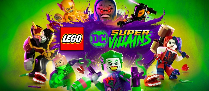 LEGO DC Super Villains Video Game
