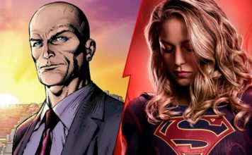 Lex Luthor 'Supergirl'