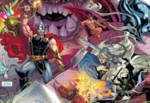 Thor 'War of the Realms'