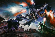 Monster Hunter Generations Ultimate Valstrax