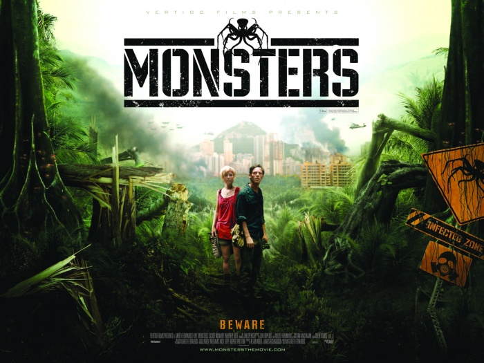 Monsters wallpapers 2