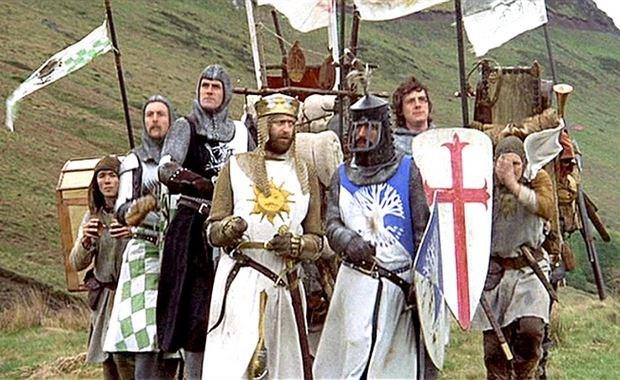 Monty Python en The Witcher III