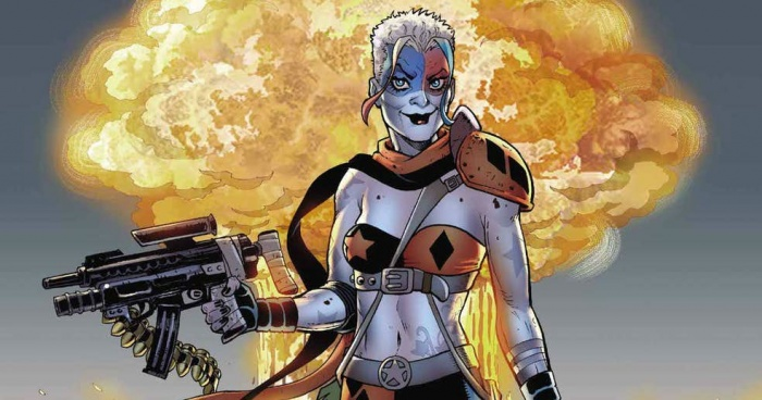 'Old Lady Harley'