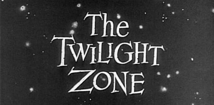 The Twilight Zone - logo clásico