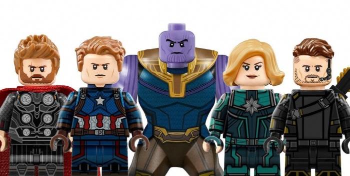 Vengadores 4 LEGO