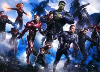 Vengadores 4 - imagen de grupo