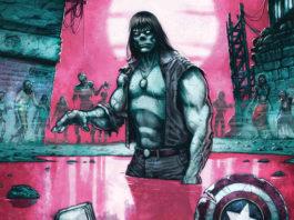'Marvel Zombie' #1