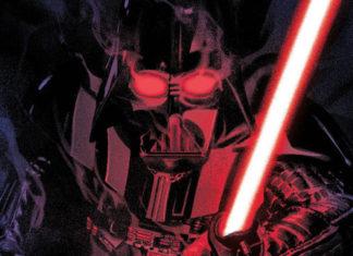 Chuck Wending 'Star Wars: Shadow of Vader'