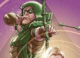 'Green Arrow' #46