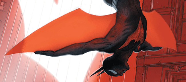 Dan Jurgens 'Batman Beyond'