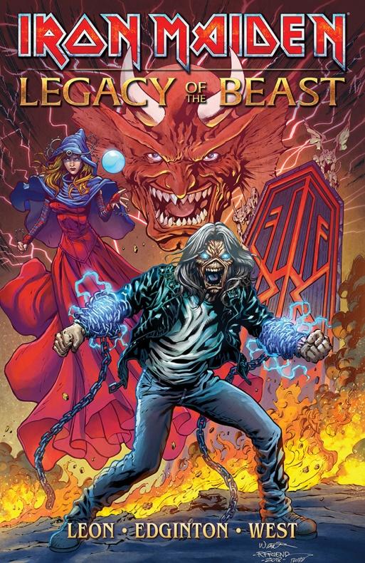comic cover 666