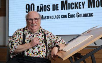 Mickey celebra su 90 aniversario