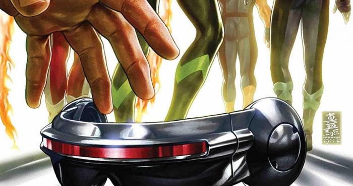 Marvel 'Extermination'