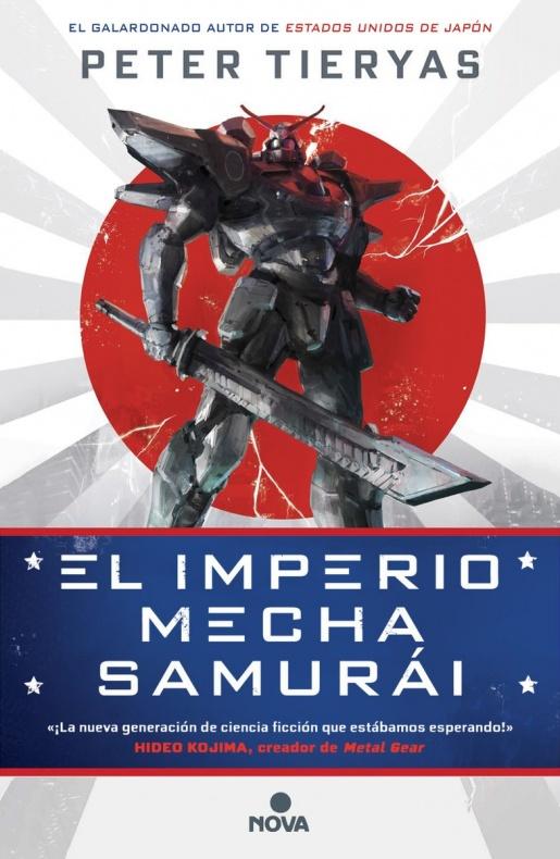 imperio mecha samurai
