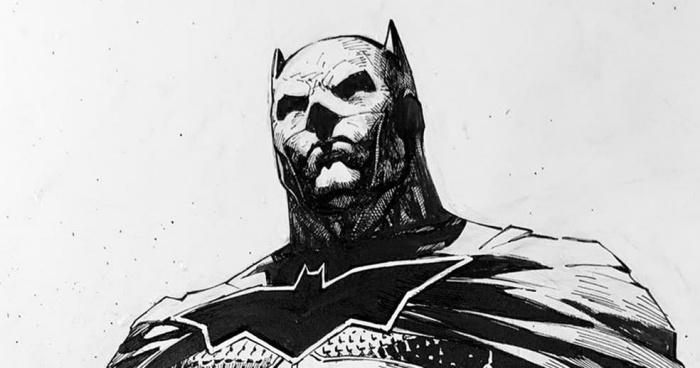 Jim Lee 'Batman: Damned'