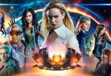 legends of tomorrow - temporada 4