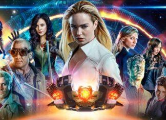 legends of tomorrow - temporada 4