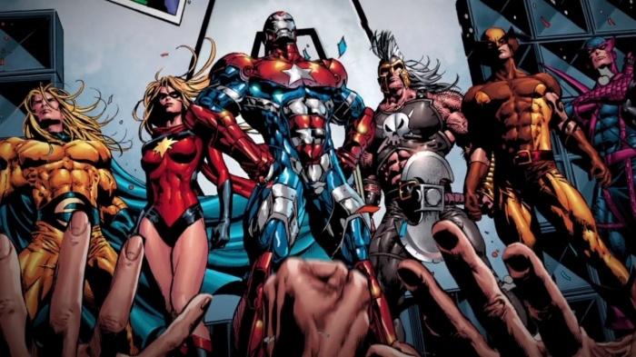 Marvel Studios Vengadores Oscuros