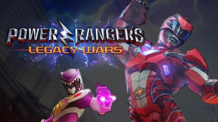power rangers legacy wars 6
