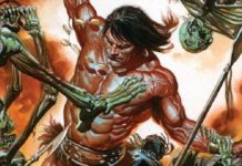 Savage Sword of Conan Marvel