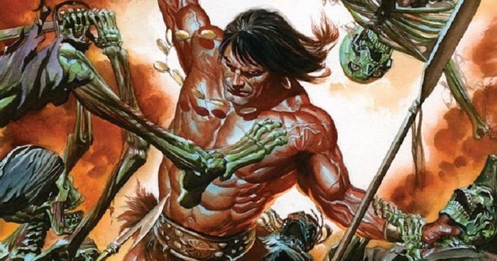 Savage Sword of Conan Marvel